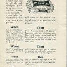 Original 1905 Fels-Naptha Soap Philadelphia PA Early 1900's Ad Vintage Advertisement