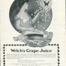 Original 1905 Welch's Grape Juice Company Westfield NY Early 1900's Ad Vintage Advertisement