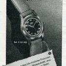 1945 Ebel Watch Company 1940's Swiss Print Ad Publicite Suisse Switzerland Suiza