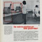 1965 Greiner Electronic SA Fabrique d'Assortiments Reunies Swiss Print Ad Publicite Suisse Advert