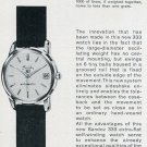 Sandoz Watch Co La Chaux-de-Fonds Switzerland Original 1960 Swiss Print Ad Suisse Publicite Suiza