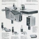 Vintage 1969 Lecureux Publicite Suisse Swiss Print Ad Switzerland Horlogerie Horology