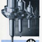 1969 ASFP Fabricant de Pieces Pivotees Publicite Suisse Swiss Print Ad Horology