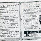 1936 Wayside Gardens Sutton's Seeds Original 1930s Print Ad Publicite Advert