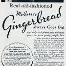Vintage 1936 Brer Rabbit Molasses Penick & Ford New Orleans LA 1930s Print Ad Publicite Advert