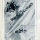 Vintage 1952 Patek Philippe & Co Geneve Switzerland Swiss Advert Publicite Suisse Montres
