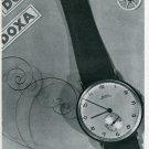 1946 Doxa Watch Company Compagnie des Montres Favre-Leuba SA Swiss Advert Publicite Suisse