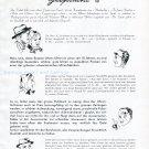 Original 1945 Roamer Watch Company Switzerland Swiss Ad Publicite Suisse Schweiz Roamer Uhren