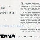1945 Eterna CH Watch Co Switzerland Swiss Advert Publicite Suisse Montres Schweiz