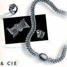 Vintage 1942 Ponti Genneri & Cie Geneve CH Swiss Advert Publicite Suisse Horlogerie Horology