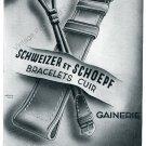 1942 Schweizer et Schoepf CH Le Locle La Chaux-de-Fonds Protexo Swiss Advert Suisse Publicite