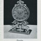 Vintage 1947 Montres Luxor SA Le Locle Switzerland Swiss Advert Publicite Suisse CH