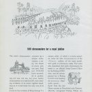Vintage 1947 Montres Rolex S.A. 500 Chronometers Royal Jubilee Swiss Advert Publicite Suisse CH