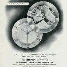 Vintage 1948 Eterna Watch Co Switzerland Swiss Advert Publicite Suisse Montres Eterna CH