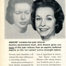 1964 Anacin Extra Power to Relieve Pain of Nervous Tense Headaches Ad Advert