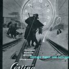 Certina Labora Watch Advert Kurth Freres SA Switzerland 1945 Swiss Print Ad Advert Suisse
