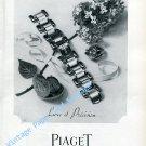 Piaget Watch Co La Cote-Aux-Fees Switzerland Vintage 1946 Swiss AdAdvert Suisse 1940s