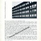1957 Doxa Watch Factory A New Look Tradition Need Not Hinder Progress 1950s Switzerland