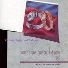 1945 Emo S.A. La Chaux-de-Fonds Switzerland Swiss Print Ad Suisse Horlogerie
