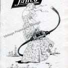 Vintage 1942 Lanco Langendorf Watch Company Switzerland Original 1940s Swiss Print Ad Suisse