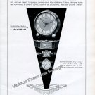 1942 Oris Watch Company Novoris Switzerland Vintage 1940s Swiss Ad Advert Suisse