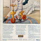 1920 Kiddie-Kar H C White Company Christmas Toy Ad North Bennington VT Print Ad Advertisement