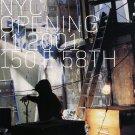 Holly Hunt 2001 Art Exhibition Ad NYC Opening Nov 2001 Magazine Advertisement