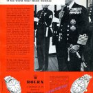 1960 Rolex Red Seal Chronometer Watch Advert 1960 Swiss Print Ad Rolex Watch Co
