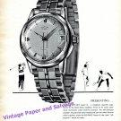 1960 Rotary Super 41 Watch Advert Vintage Swiss Print Ad Switzerland Suisse