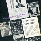 1964 Vacheron & Constantin Still More Prestige, Renown & More Sales Swiss Print Ad Advert