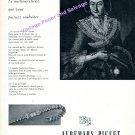 1957 Audemars Piguet Watch Company Switzerland Le Meilleur Client Vintage 1950s Swiss Print Ad
