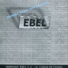 1948 Ebel Watch Company La Chaux-de-Fonds Switzerland Vintage Swiss Print Ad