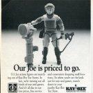1988 GI Joe Ad Kay-Bee Toy Store Magazine Advertisement G.I. Joe Advert Publicite