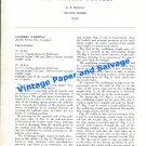 1965 Swiss Self-Winding Watches Certina Kurth Freres Swiss Magazine Article