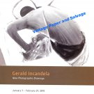 Gerald Incandela 2010 Art Exhibition Ad Advert Magazine Advertisement