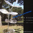 Gloria Kisch Immortal Flowers 2010 Art Exhibition Ad Advert Advertisement