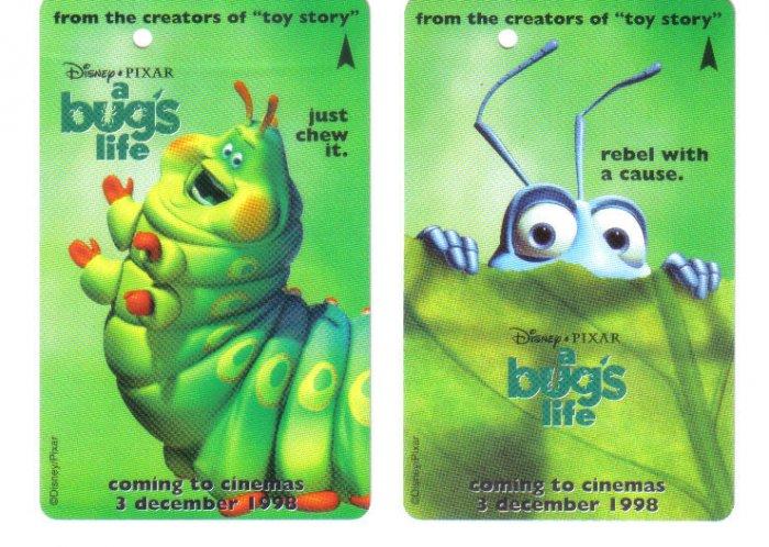 Bug's Lfe (rare) Transport card