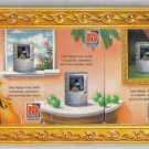 Nippon paint Phonecard (mint) set of 3. Limited Edition