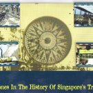 Singapore transport History (mint) Transport card- Limited edition. Set of 4