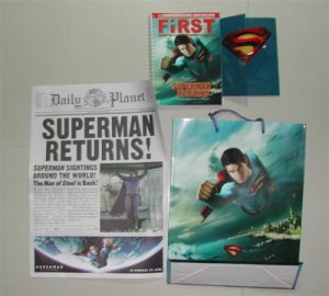 Superman Collectibles
