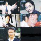 Leslie Cheung phonecard full set A