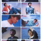 Andy Lau phonecard set 1 (10pcs)