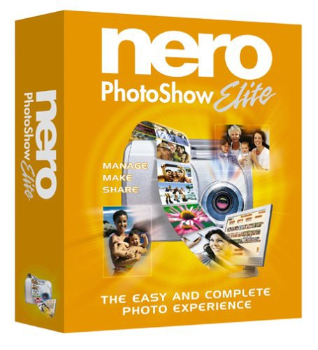 Nero PhotoShow Elite