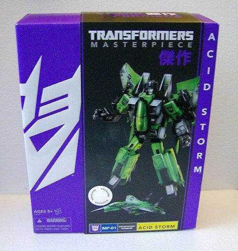 Transformers Masterpiece MP-01 Acid Storm