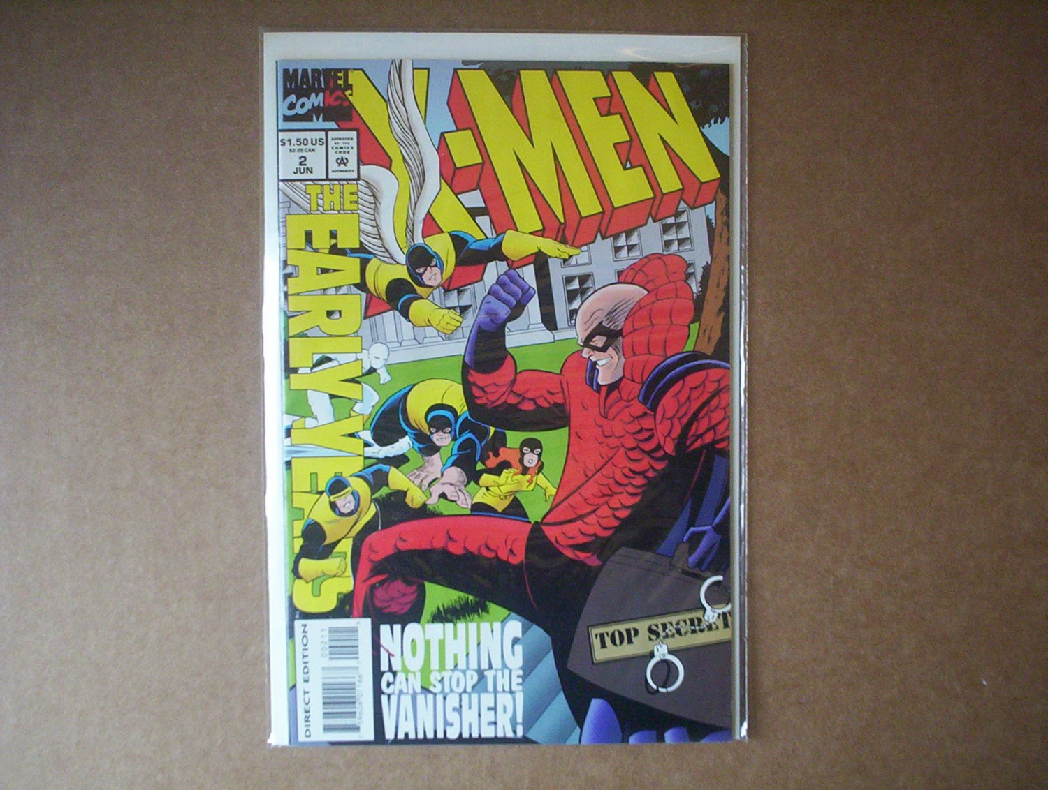 "X-Men ""The Early Years"" #2"