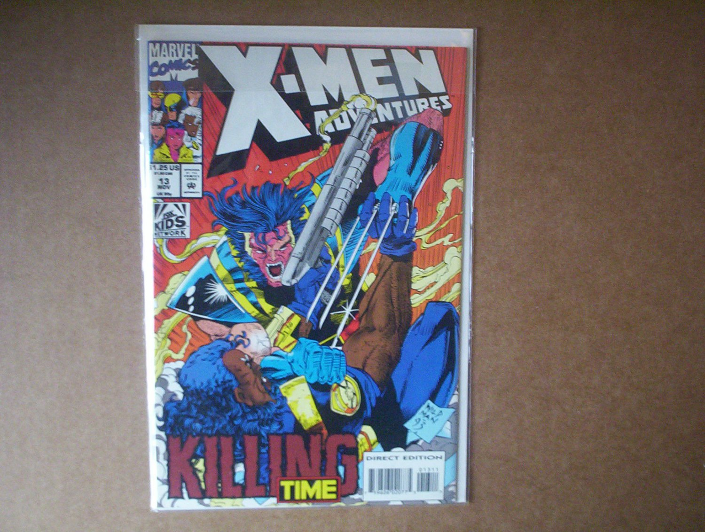 X-men Adventures Season 1 #13