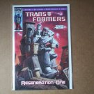 Transformers Regeneration One #81 Cover A