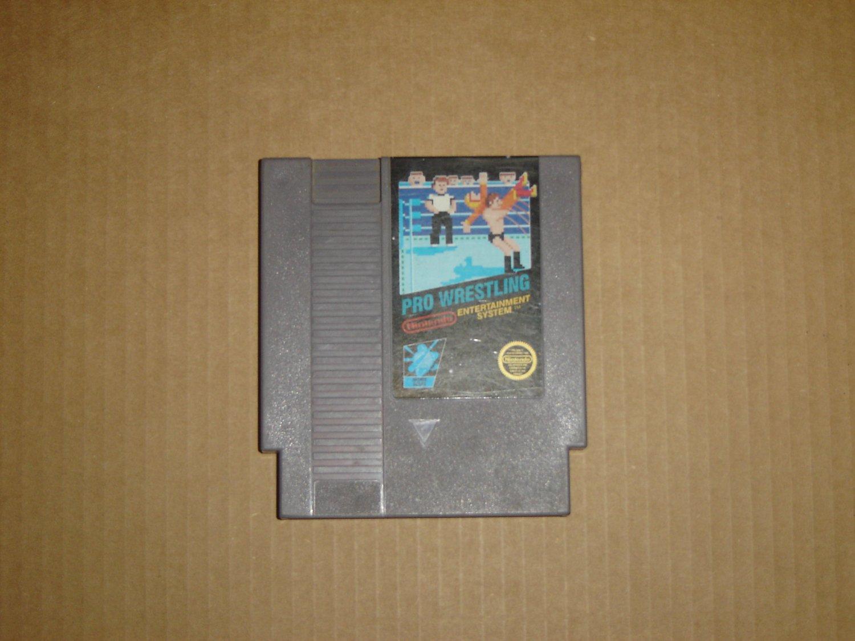 Nintendo Pro Wrestling (1987)