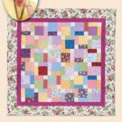 Quilt in a Day Quilt Pattern Tossed Nine Patch Eleanor Burns New Store Stock