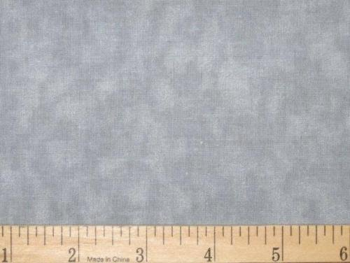 "2 1/2 Yards 108"" Wide Quilt Backing Gray Dawn Tonal New on bolt 100% Cotton"